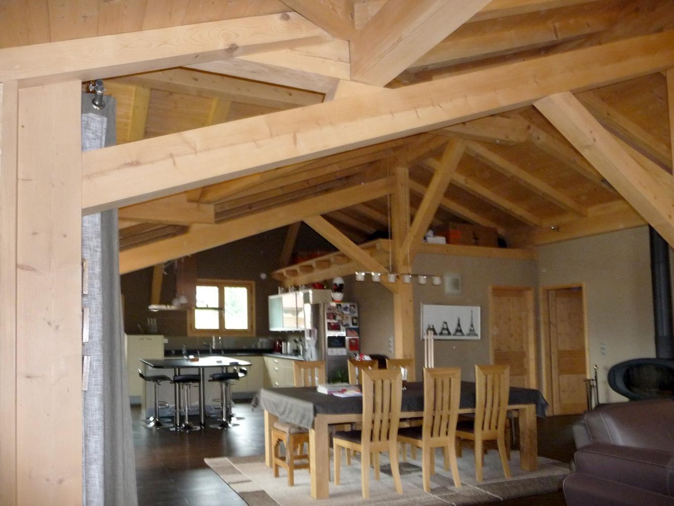 robert baz charpente bois cordon sallanches combloux meg ve passy 74 haute savoie. Black Bedroom Furniture Sets. Home Design Ideas
